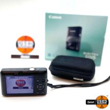 Canon Digital Ixus 100 IS | Compact Camera | Nette Staat