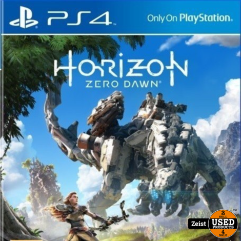 PS4 | Horizon Zero Dawn