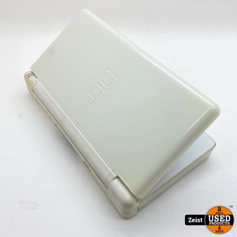 Nintendo DS Lite Wit