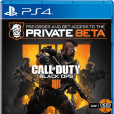 PS4 | Call of Duty: Black Ops 4