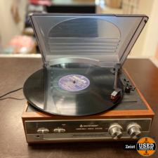Soundmaster PL-186 | Platenspeler