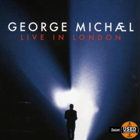 Blu-Ray   george michael live in london