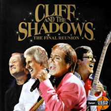Blu-Ray | Cliff & The Shadows The Final Reunion