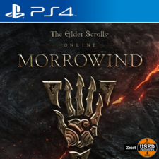 PS4 | The Elder Scrolls Online: Morrowind