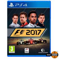 PS4 | F1 2017