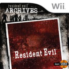 Wii | Resident Evil Archives