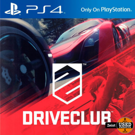 PS4 | DriveClub