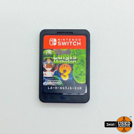 Nintendo Switch | Luigi's Mansion 3 | Losse Cartridge