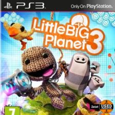 PS3 | LittleBigPlanet 3