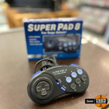 Super Pad 8 Controller | For Sega Saturn