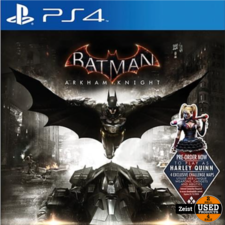 PS4 | Batman: Arkham Knight