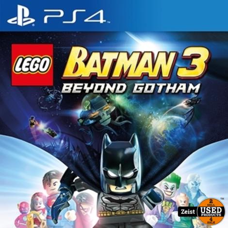 PS4   LEGO Batman 3: Beyond Gotham