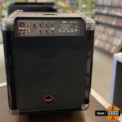 Alecto MPA-75 | BT Speaker