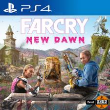 PS4 | Far Cry: New Dawn