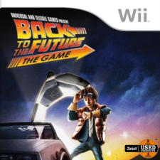 Wii   Back to the Future