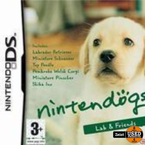 DS | Nintendogs: Labrador