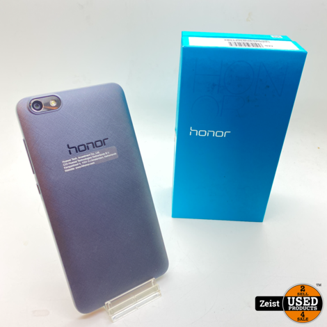 Honor 4X | Zwart | 8 GB