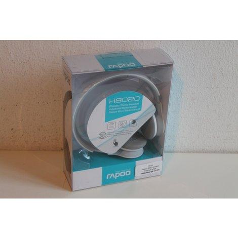 Rapoo 8020 wireless headset white