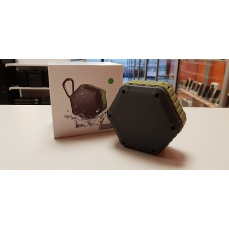 Bluetooth speaker INNOV-MY Groen (nieuw)