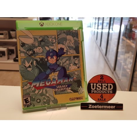 Megaman legacy collection 1 Xbox one
