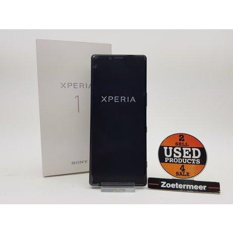 Sony Xperia 1 Nieuw Garantie tot 01-08-2021