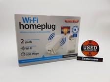Wi-Fi Homeplug 2-pack