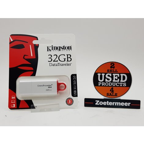 Kingston Gata traveler  G4 32GB USB stick