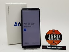 Samsung Galaxy A6    Garantie tot 23-08-2020