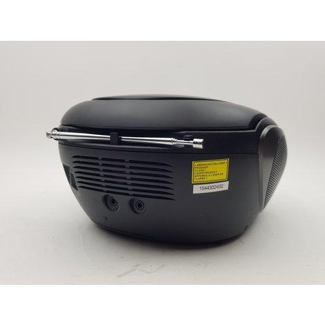 Akai APRC55BK Portable Radio Met Bleutooth