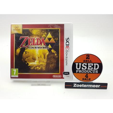 Zelda: A Link between Worlds 3DS