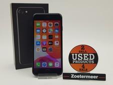 Apple Apple iPhone 7 128GB Zwart (achterkant in mindere staat)