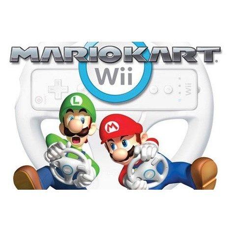 Mario Kart Wii losse disc