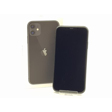 Apple iPhone 11 64GB Apple care tot 27-11-2020