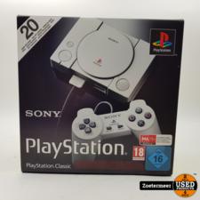 Sony Sony Playstation Classic in doos