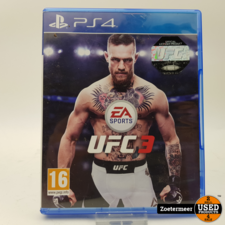 Playstation UFC 3 Playstation 4
