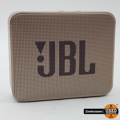 JBL Go 2 goud
