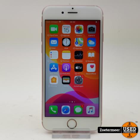 Apple iPhone 6S 16GB Roze gold