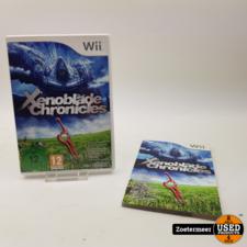 Nintendo Xenoblade Chronicles Nintendo Wii