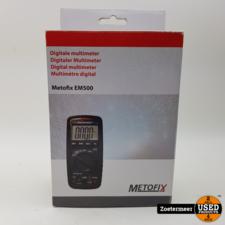 Metofix Metofix EM500 multimeter