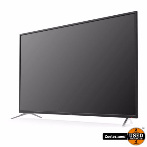 Sharp 55BL2 55 Inch 4K Android Smart TV