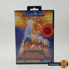 Jewel Master Sega mega drive