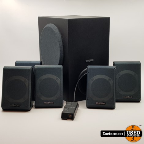 Creative Inspire P580 PC Speaker set