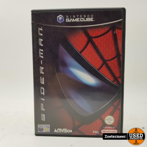Ultimate spiderman gamecube