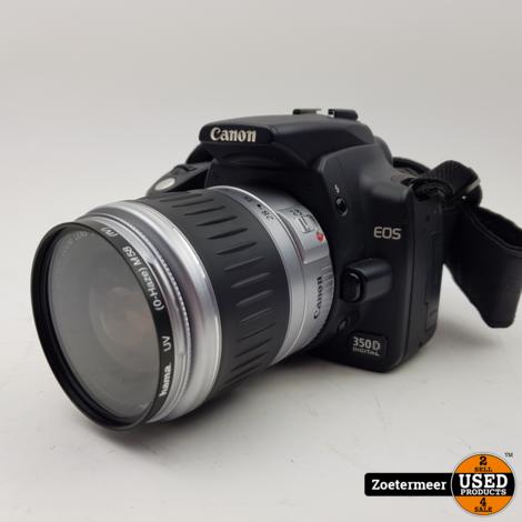 Canon EOS 350D camera
