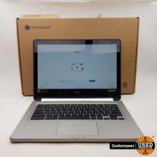 acer Acer Chromebook 13-CB5-31 bon met garantie tot 25-02-2022