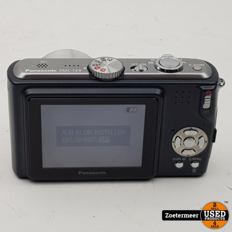 Panasonic Lumix DMC-TZ4 Camera