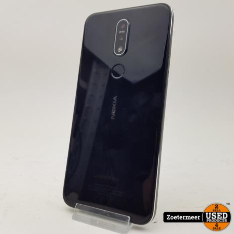 Nokia 7.1 zwart