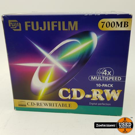 Fujifilm CD-RW 700MB