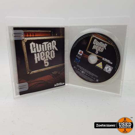 Guitar Hero 5 playstation 3