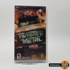 Sony Twisted Metal PSP NIEUW